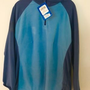 Columbia soft fleece pullover size 1X